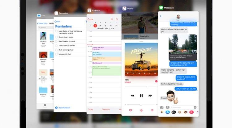 Yeni iPadOS ile ilgili her şey