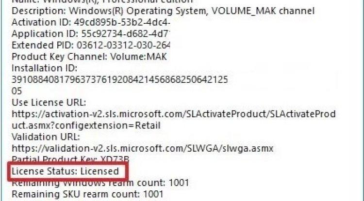 Windows 10 Lisansı Başka Pc Ye aktarma
