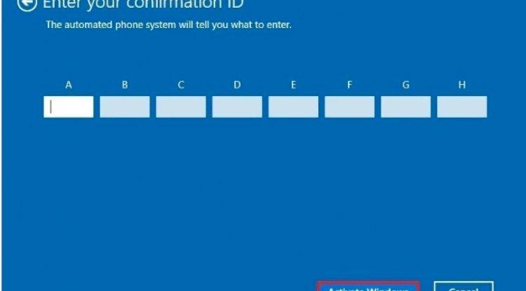 Windows 10 Lisans Değiştirme
