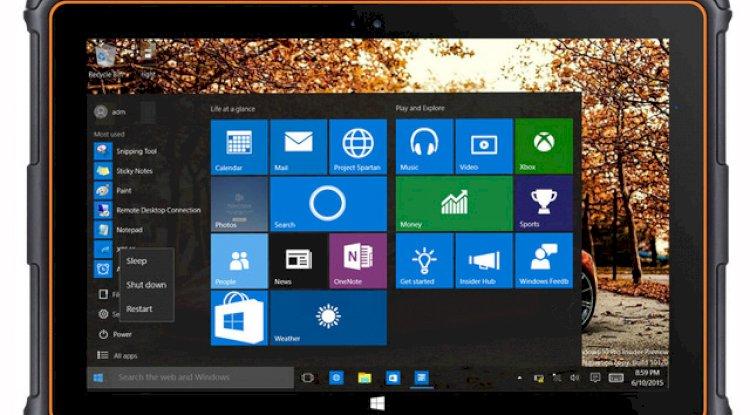 Windows Tablete Android Yükleme