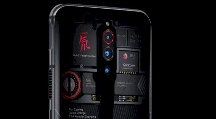 Nubia Red Magic 5G özellikli