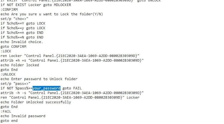 Windows 10'da Klasör ve Dosya Şifreleme Nasıl Yapılır