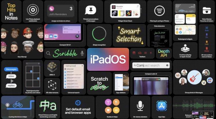 iPadOS 14 iPad'de Oyunlar için Fare ve Klavye Desteğini Tanıttı