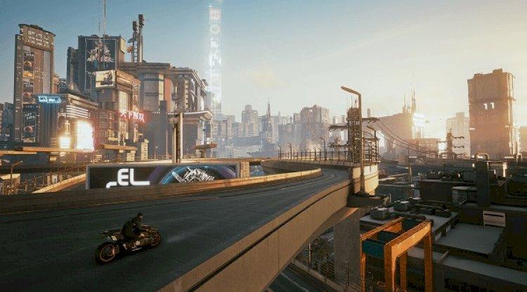 Cyberpunk 2077 grafik modları