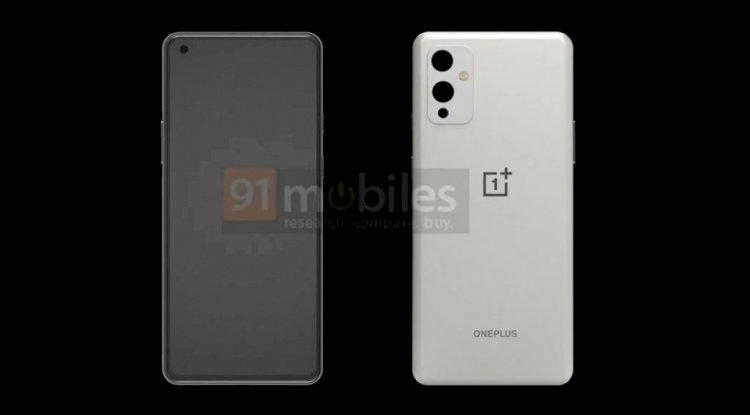 OnePlus 9 ve OnePlus 9 Pro Tasarımı