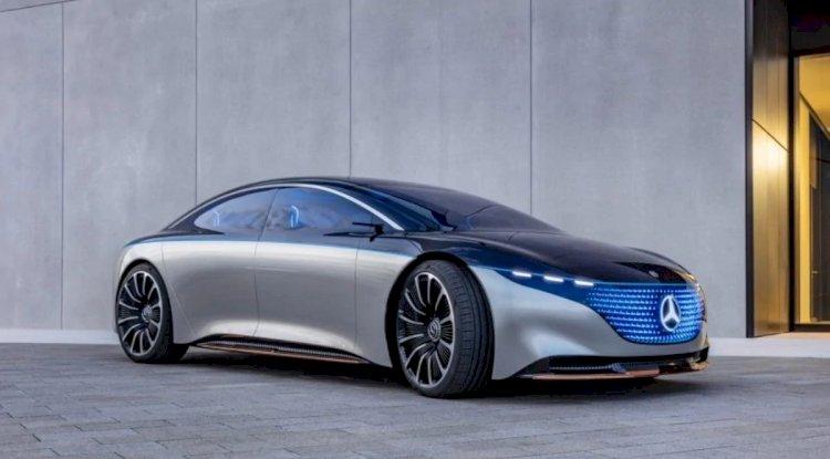 Mercedes EQS   2021'de ve Sonrasında Gelen En İyi 20 Yeni Elektrikli Otomobil ve SUV