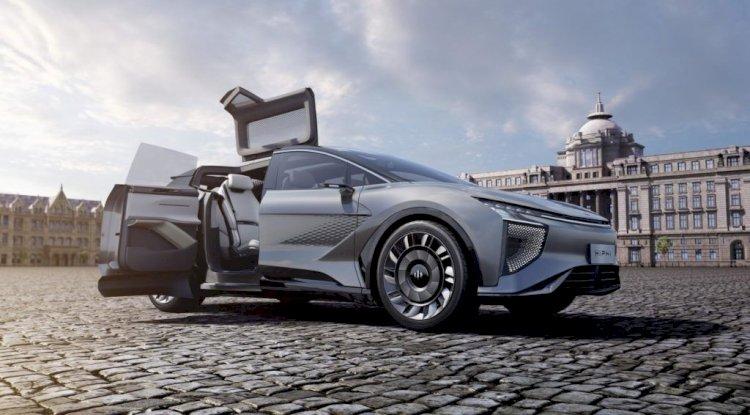 Human Horizon HiPhi 1   2021'de ve Sonrasında Gelen En İyi 20 Yeni Elektrikli Otomobil ve SUV