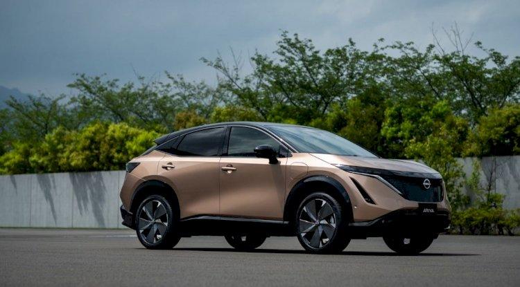 Nissan Arya   2021'de ve Sonrasında Gelen En İyi 20 Yeni Elektrikli Otomobil ve SUV