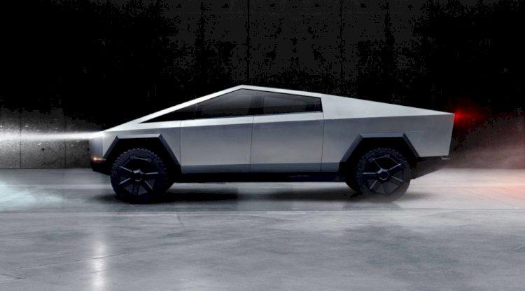 Tesla Cybertruck   2021'de ve Sonrasında Gelen En İyi 20 Yeni Elektrikli Otomobil ve SUV