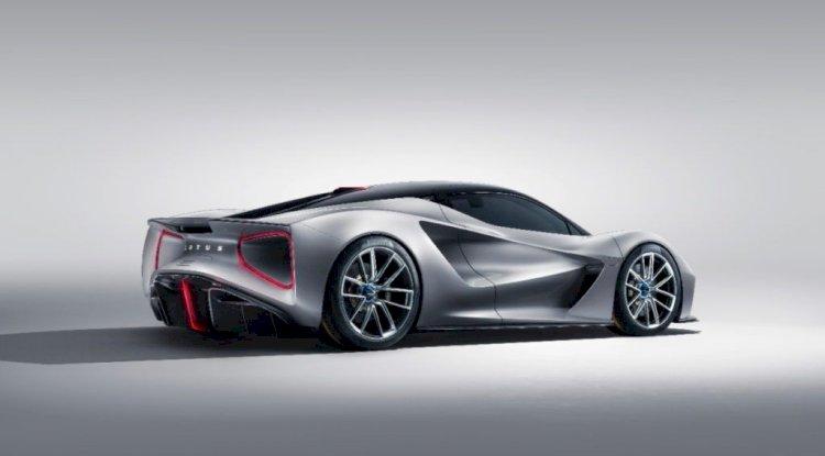 Lotus Evija   2021'de ve Sonrasında Gelen En İyi 20 Yeni Elektrikli Otomobil ve SUV