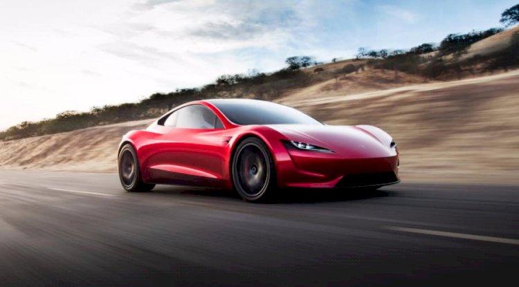Tesla Roadster 2021   2021'de ve Sonrasında Gelen En İyi 20 Yeni Elektrikli Otomobil ve SUV