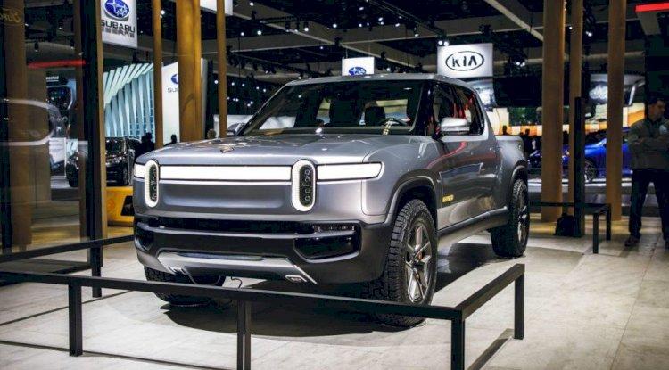 Rivian R1S ve R1T   2021'de ve Sonrasında Gelen En İyi 20 Yeni Elektrikli Otomobil ve SUV