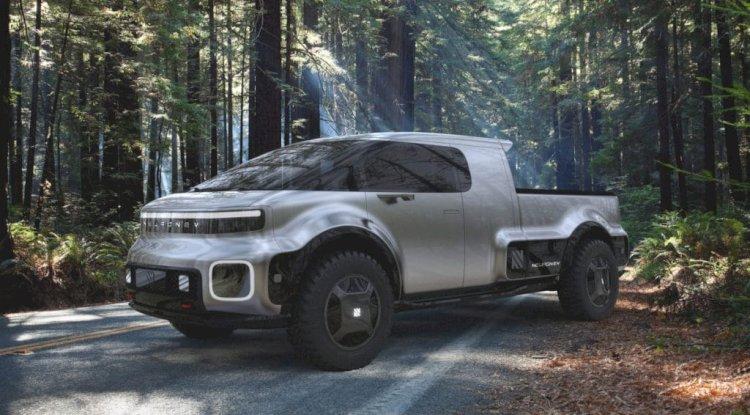Neuron EV T-ONE   2021'de ve Sonrasında Gelen En İyi 20 Yeni Elektrikli Otomobil ve SUV