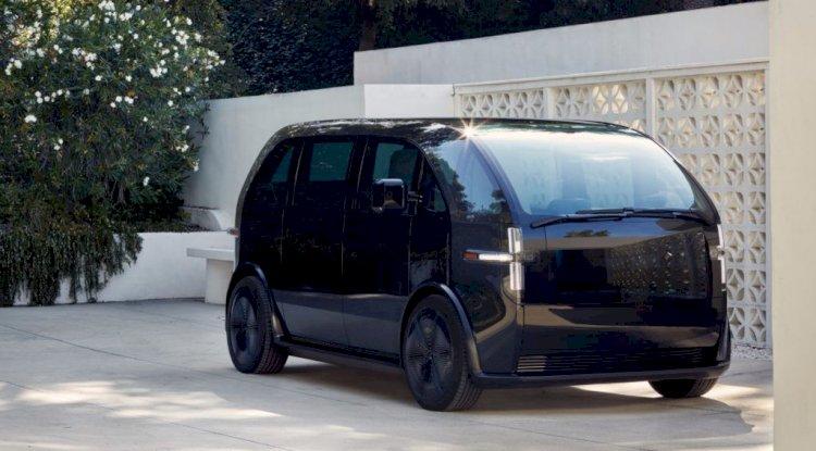 Canoo Electric Van   2021'de ve Sonrasında Gelen En İyi 20 Yeni Elektrikli Otomobil ve SUV