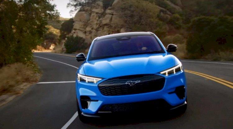 Ford Mustang Mach E   2021'de ve Sonrasında Gelen En İyi 20 Yeni Elektrikli Otomobil ve SUV