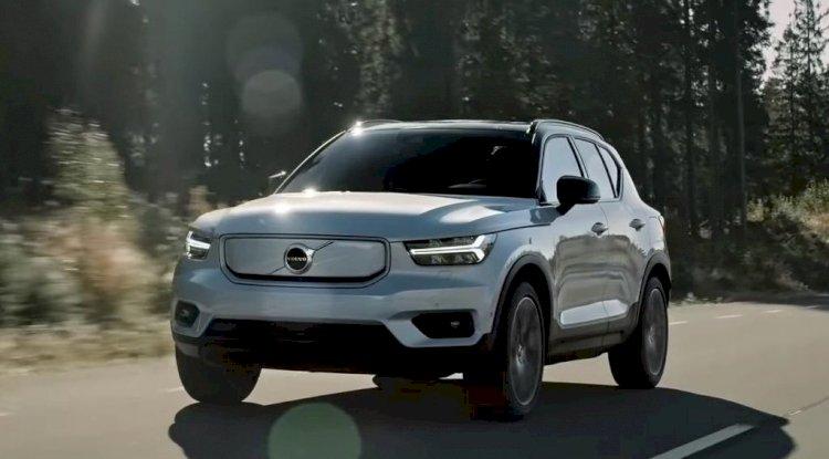 Volvo XC 40 Recharge Electric SUV   2021'de ve Sonrasında Gelen En İyi 20 Yeni Elektrikli Otomobil ve SUV