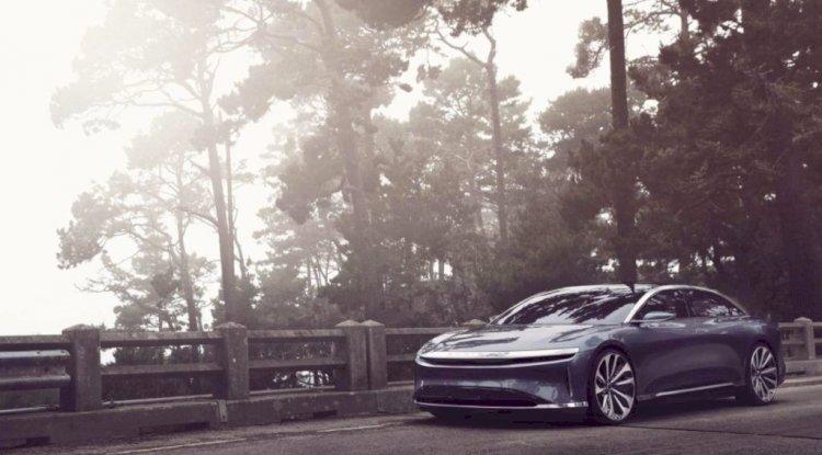 Lucid Air Electric Car   2021'de ve Sonrasında Gelen En İyi 20 Yeni Elektrikli Otomobil ve SUV