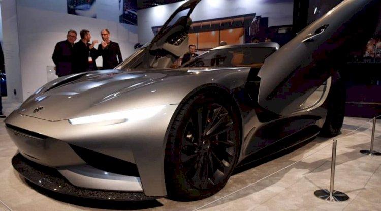 Karma SC2 Electric Car   2021'de ve Sonrasında Gelen En İyi 20 Yeni Elektrikli Otomobil ve SUV