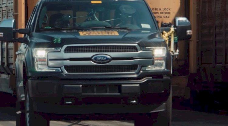Ford F150 Electric Pickup Truck   2021'de ve Sonrasında Gelen En İyi 20 Yeni Elektrikli Otomobil ve SUV