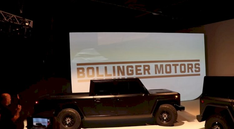 Bollinger B1 And B2 Electric Vehicle   2021'de ve Sonrasında Gelen En İyi 20 Yeni Elektrikli Otomobil ve SUV