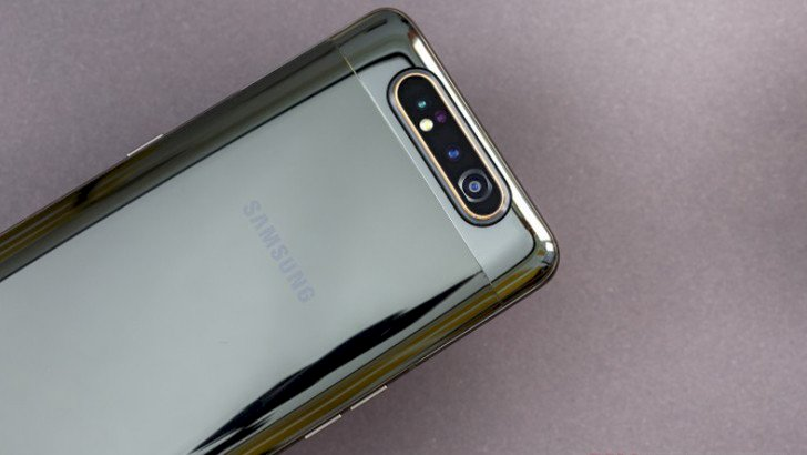 Samsung, 45W hızlı şarj ile orta sınıf 5G Galaxy A90'ı piyasaya sürecek