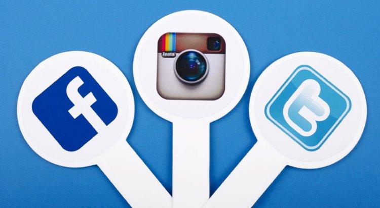 Facebook, Instagram ve Whatsapp şu anda bir kesinti yaşıyor