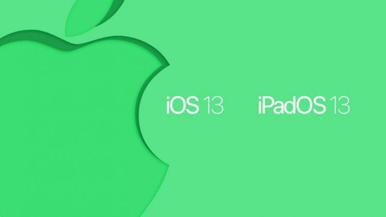 Apple, iOS 13 Public Beta 3'ü yayınladı