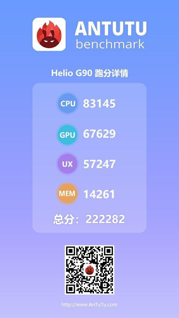 MediaTek G90 kriterleri AnTuTu ve Geekbench'te ortaya çıktı