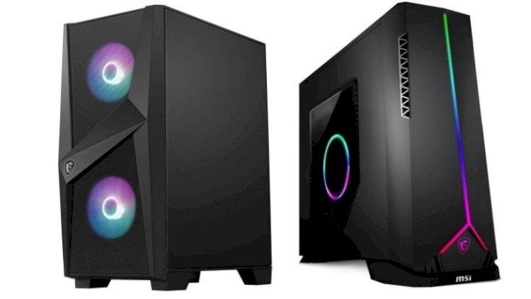 MSI, Intel 10. nesil CPU'lara sahip yeni oyun masaüstü bilgisayarlarını duyurdu