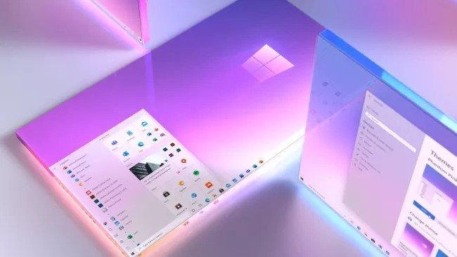 Windows 10'un yeni Başlat menüsü böyle görünecek
