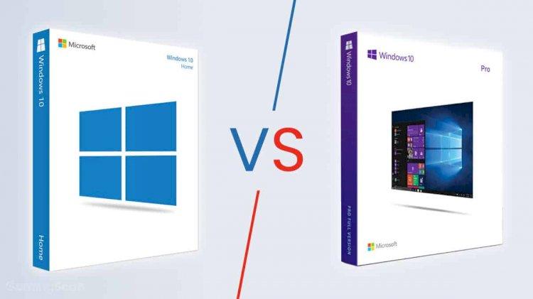 Windows 10 Home Vs Pro: Arasýndaki Farklar