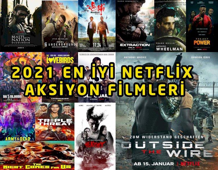 En iyi 23 Netflix aksiyon filmi